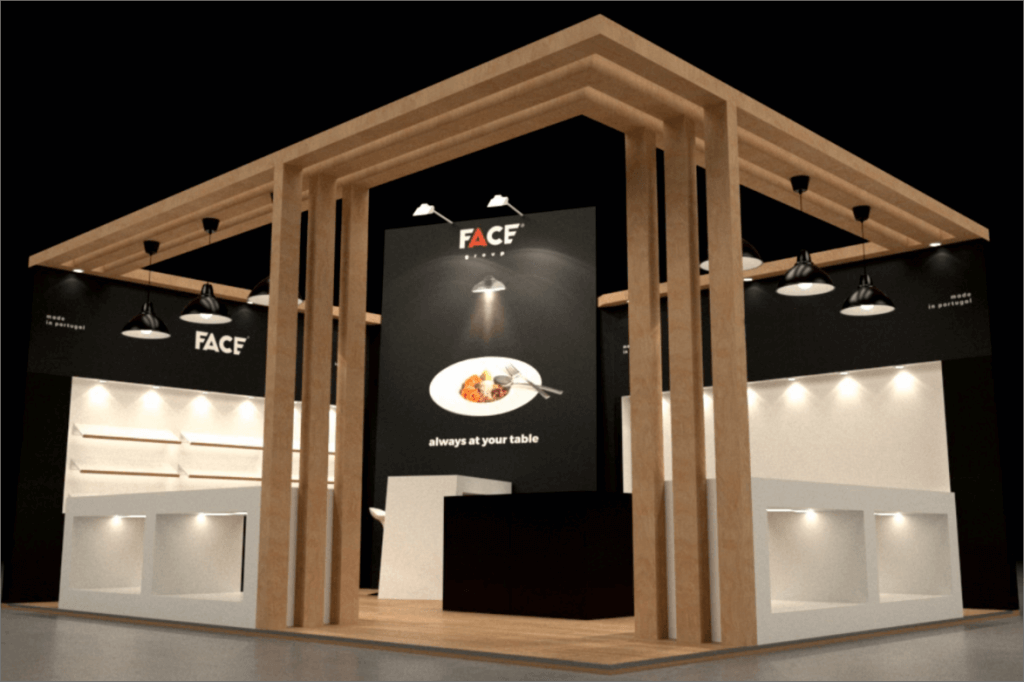 Stand Face Group na Host Milano 2019